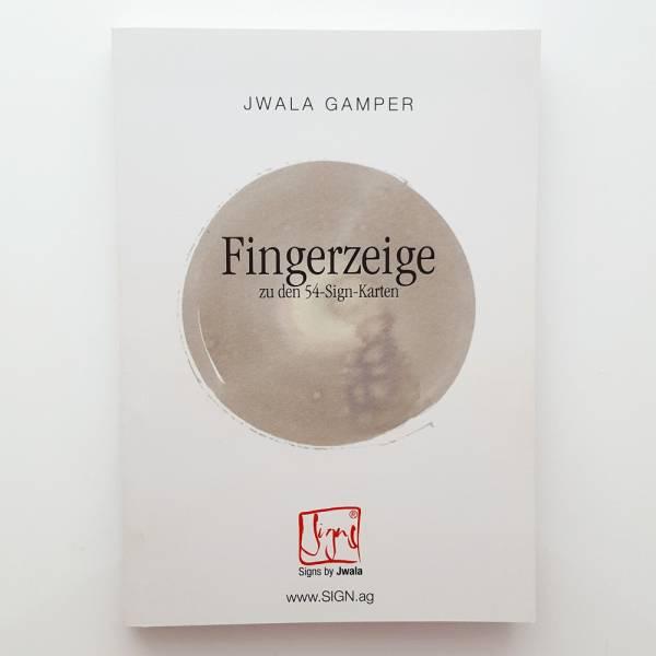 """""""Fingerzeige"""" - Buch von Jwala Gamper"""