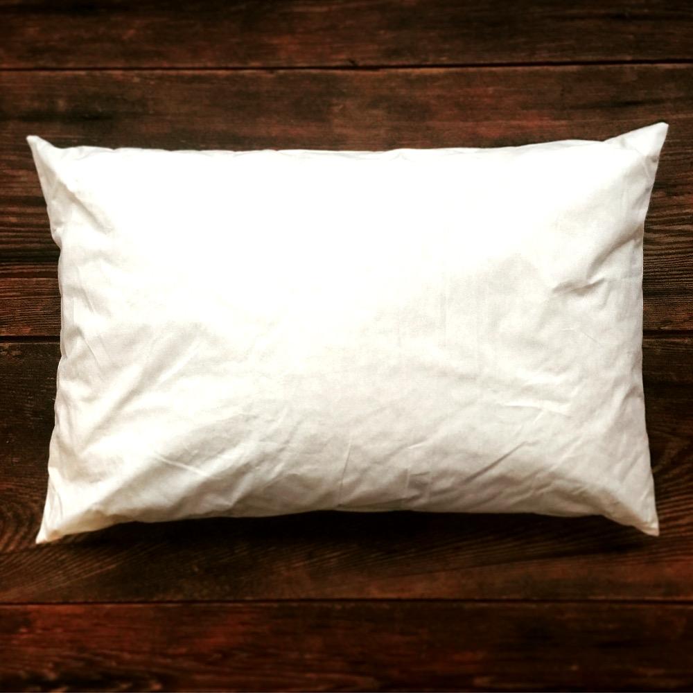 inlett mit zirbenholzflocken 60x40 f llmaterial f r kissen kissen und mehr wohnen mit. Black Bedroom Furniture Sets. Home Design Ideas