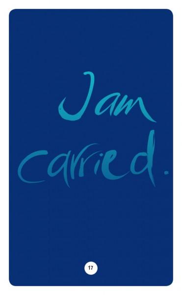 I AM CARRIED.