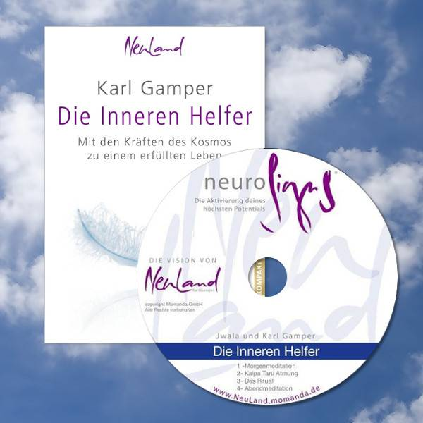 """""""Die Inneren Helfer"""" - Buch und CD"""