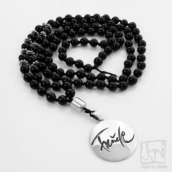 Freude-Mala (Schwarzer Onyx)