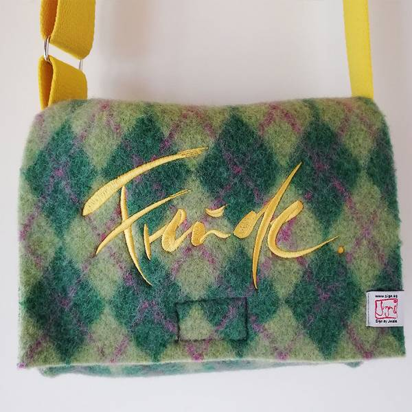 "MiniBag ""Freude"" Burlington"