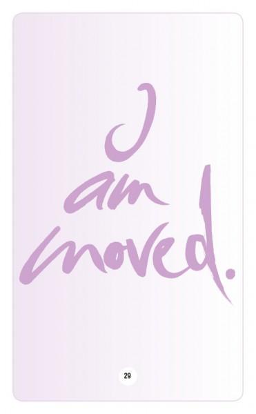 I AM MOVED.
